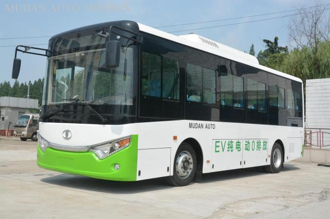 City JAC 4214cc CNG Minibus 20 Seater Compressed Natural Gas Buses