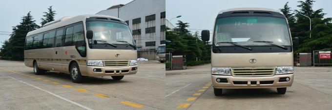 Mudan Golden Star Minibus 30 Seater Sightseeing Tour Bus 2982cc Displacement