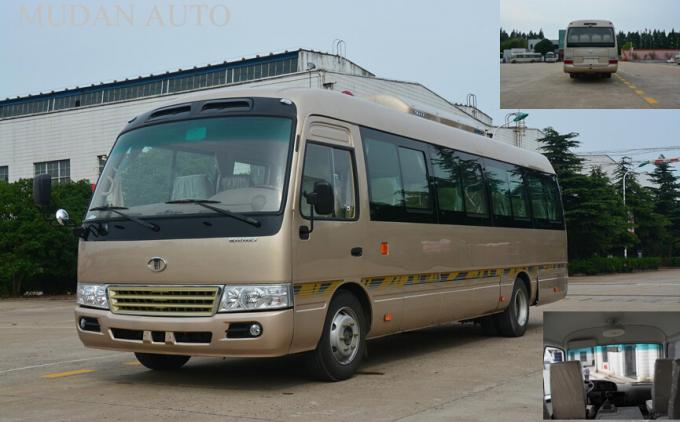 Toyota Coaster Bus Aluminum Outswing Door Staff Small Commercial Vehicles