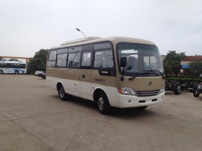 High Class And Creative Star Minibus Fashion Design For Exterior And Interior