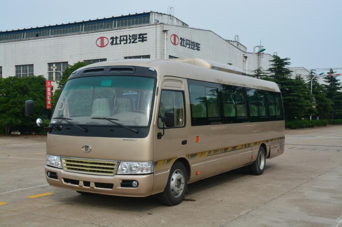 Manual Gearbox 30 Seater Minibus 7.7M With Max Speed 100km/H , Outstanding Design