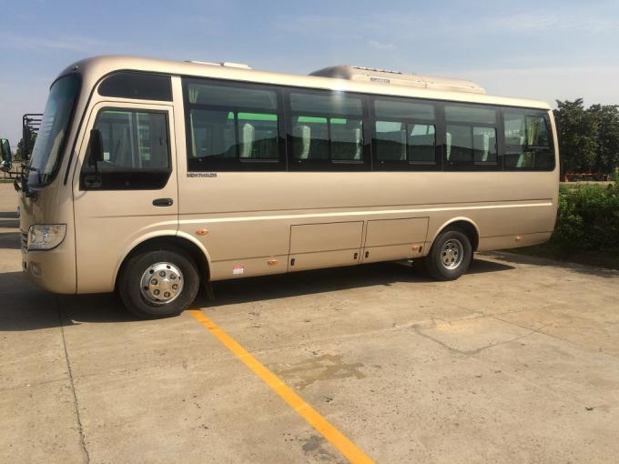 Outstanding Luxury Isuzu / Cummins Engine Star Coach Bus Outswing Door Coaster Type
