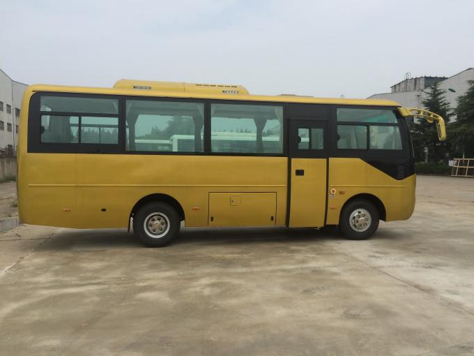 Sightseeing Inter City Buses / Transport Mini Bus For Tourist Passenger