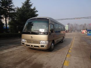 Trung Quốc Diesel Front Engine 30 Seater Minibus Wide Body Commercial Utility Vehicles nhà cung cấp