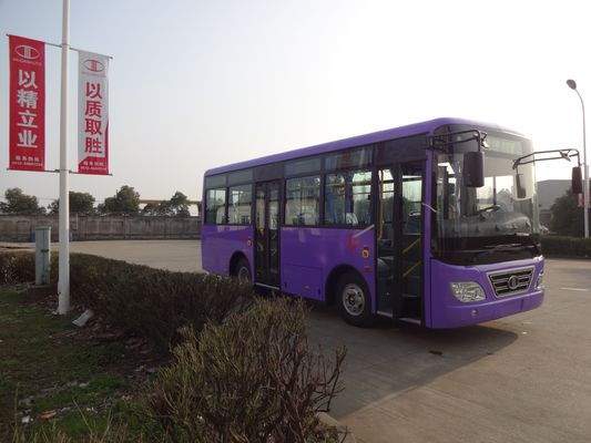 Trung Quốc Low Floor Inter City Buses 48 Seater Coaches 3300mm Wheel Base nhà cung cấp