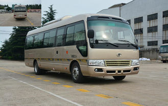Trung Quốc Double doors new design sightseeing Coaster Minibus tourist passenger vehicle nhà cung cấp