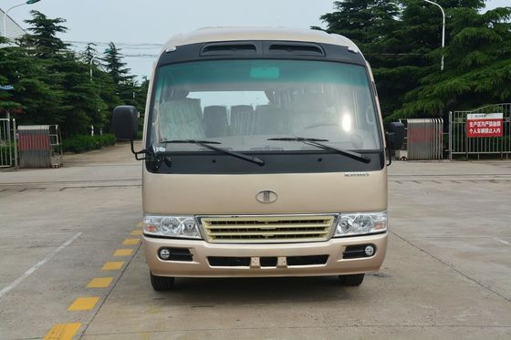 Trung Quốc Commercial Utility Vehicles 30 Seater Minibus Diesel Front Engine Wide Body nhà cung cấp