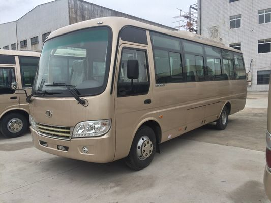 Trung Quốc Long Wheelbase ABS 2017 Star Minibus With Free Parts ,  Front - Mounted Engine Position nhà cung cấp
