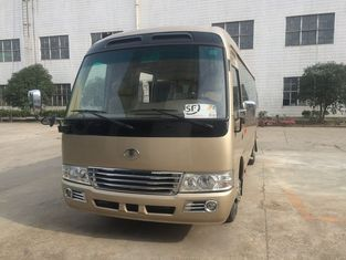 Trung Quốc Diesel Coaster Automobile 30 Seater Bus ISUZU Engine With Multiple Functions nhà cung cấp