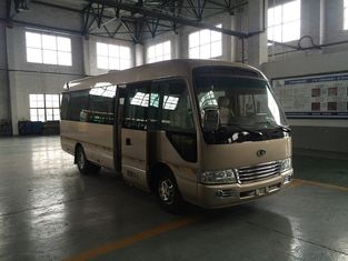 Trung Quốc Sunroof 145HP Power Star Minibus 30 Passenger Mini Bus With Sliding Side Window nhà cung cấp