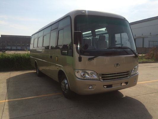 Trung Quốc Outstanding Luxury Isuzu / Cummins Engine Star Coach Bus Outswing Door Coaster Type nhà cung cấp