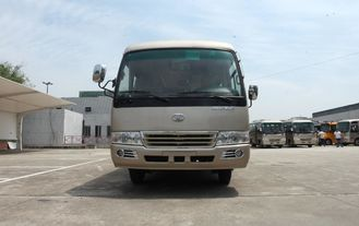 Trung Quốc Countryside Rosa Minibus Drum / Dis Brake Service Bus With JAC LC5T35 Gearbox nhà cung cấp