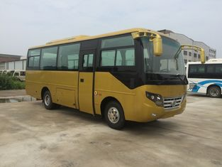 Trung Quốc Public Transport 30 Passenger Party Bus 7.7 Meter Safety Diesel Engine Beautiful Body nhà cung cấp
