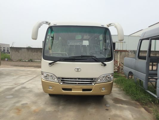 Trung Quốc ISUZU Engine Passenger Coach Bus Leaf Spring Dongfeng Chassis Air Condition nhà cung cấp