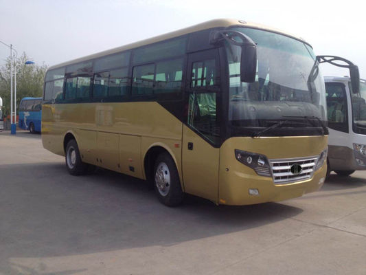 Trung Quốc Big Passenger Coach Bus Durable Red Star Travel Buses With 33 Seats Capacity nhà máy sản xuất