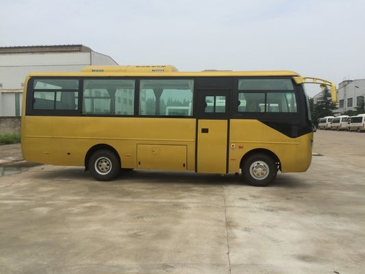 Trung Quốc Tourist Right Hand Drive Special Purpose Vehicles With Air Conditioner Power Steering nhà phân phối